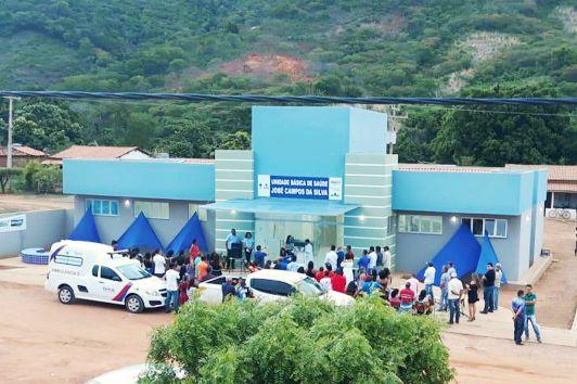 Unidade de Saúde da Piragiba
